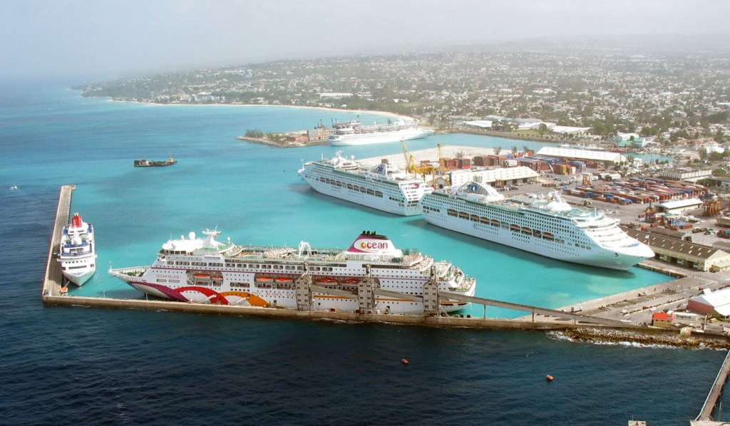 Bridgetown, Barbados cruise port